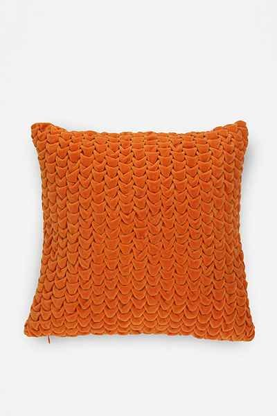 Magical Thinking Hand-Quilted Velvet Pillow - Urban Outfitters Katie s new apartment ...