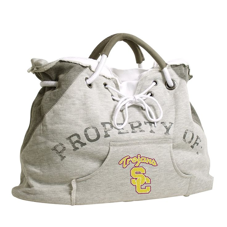 USC Trojans Game Day Hoodie Tote Bag