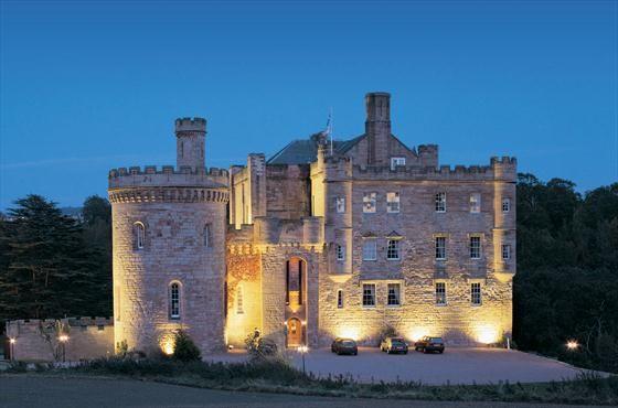valentine's castle