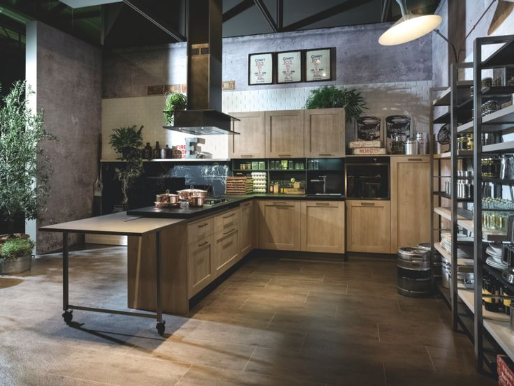 39 best Stosa Cucine images on Pinterest | Industrial, Loft and ...