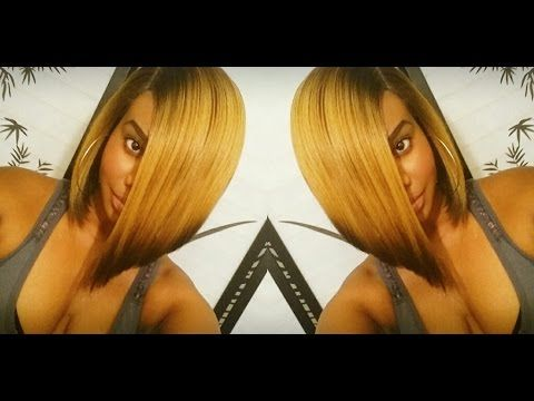 Banging Bob: Janet Collection HELEN Wig! [Affordable]