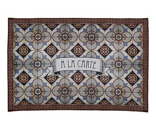 Tappeto cucina in cotone A La Carte - 40x60 cm