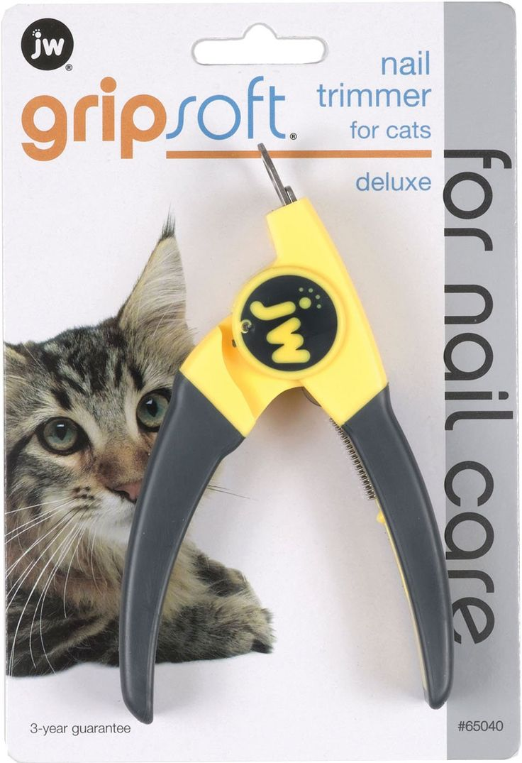 Jw-Dog/cat-Gripsoft Deluxe Nail Trimmer For Cats