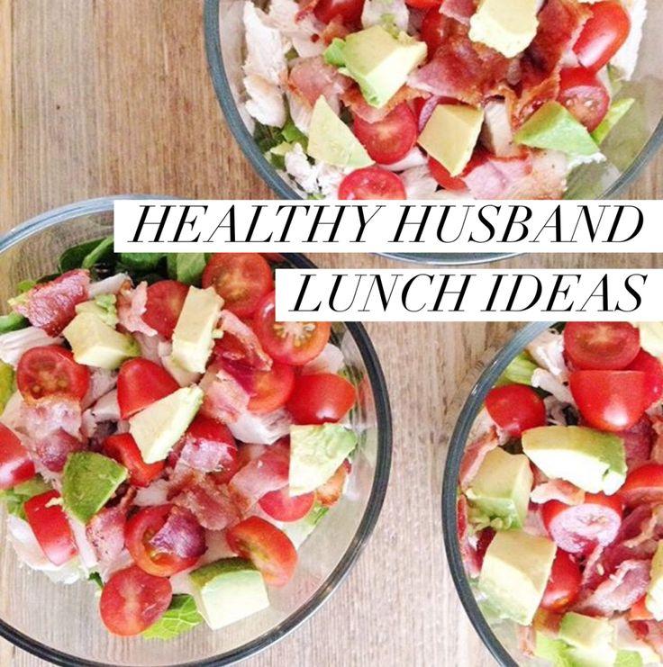 Husband Lunch Ideas