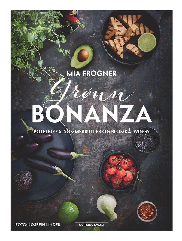 I Grønn bonanza handler det om ren og skjær matglede, om å legge til istedet for å trekke fra, om gode råvarer, om å bruke opp alt, vite hva man spiser og hvor det egentlig kommer fra. Les mer: https://issuu.com/cappelendamm/docs/mia_frogner_gr__nn_bonanza