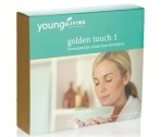 Young Living | Golden Touch 1 Essential Oil Collection  A collection of Di-Gize, EndoFlex, JuvaFlex, Melrose, Raven, R.C., and Thieves essential oils blends to provide immune protection throughout the year. These blends support many different functions of the body to help maintain good health.
