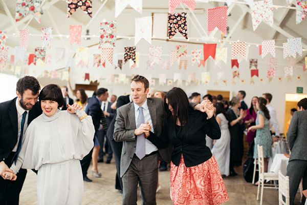 A Heartfelt, Humanist Wedding Ceremony at Crear in Scotland