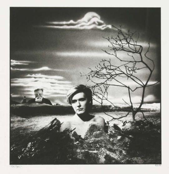 Anton Corbijn, David Sylvain + Angus McBean, 1984
