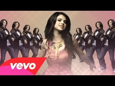 Music video by Selena Gomez & The Scene performing Naturally. (C) 2009 Hollywood Records, Inc.
