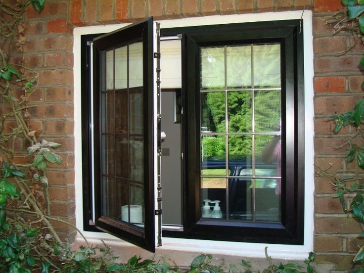 #aluminum #dual colour traditional windows with #leaded bars