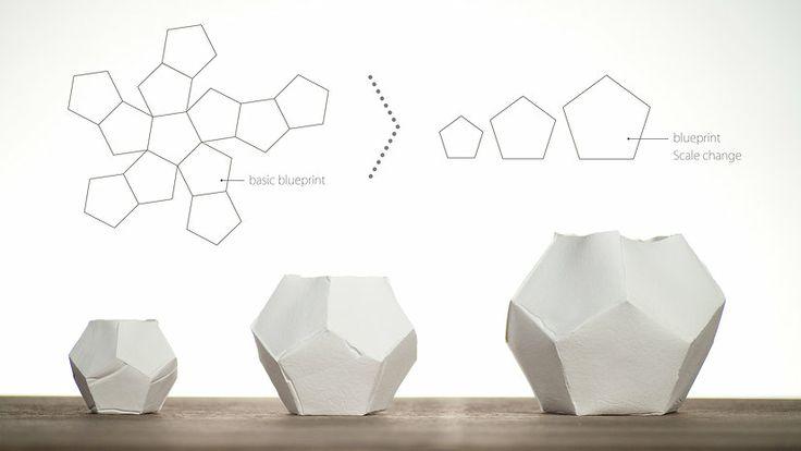 8 best cramique hitomi igarashi images on pinterest design hitomi igarashi origami porcelain lexus design award winner malvernweather Gallery