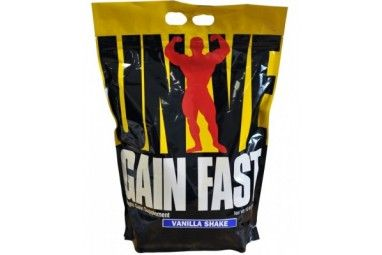 Universal Nutrition Gain Fast 4.55kg + Free BB DVD Price: WAS £73.19 NOW £54.49