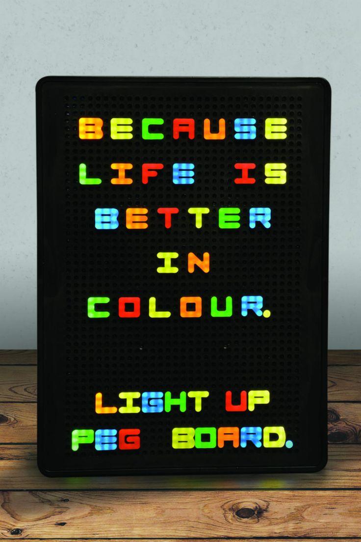45+ Peg letter board the range trends