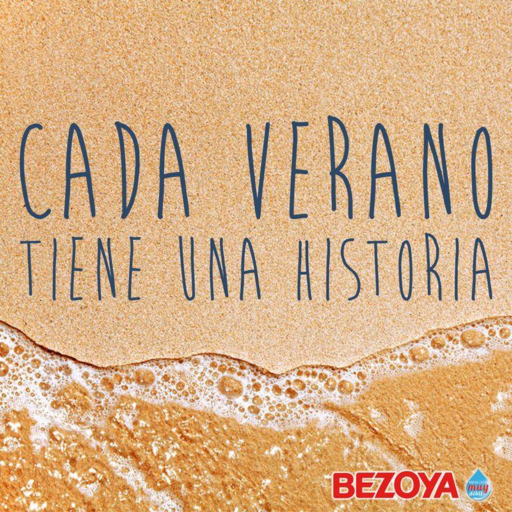 Cada verano tiene una historia. #bezoya, verano, playa, vacaciones, mar, sea, beach, summer