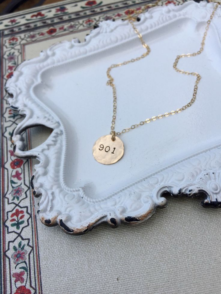 Shop Sale / Area Code Necklace / Sterling Silver Area Code Necklace / Gold Area Code Necklace / Delicate Necklace / Personalized Necklace by LaurenBrookJewelry on Etsy https://www.etsy.com/listing/240976006/shop-sale-area-code-necklace-sterling