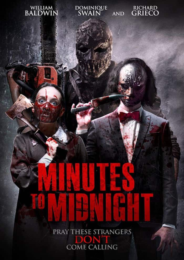 Minutes To Midnight Poster In 2020 Horror Movie Fan Scary Movies Horror Movie Art