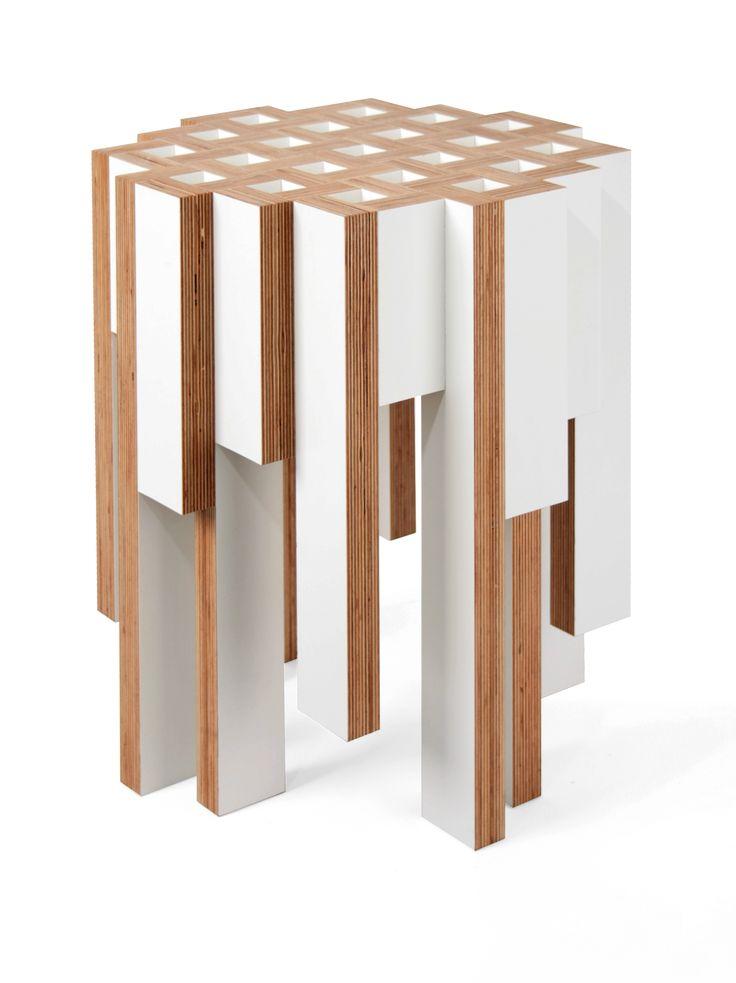 Tisch Escher, Design orterfinder (Beistelltisch