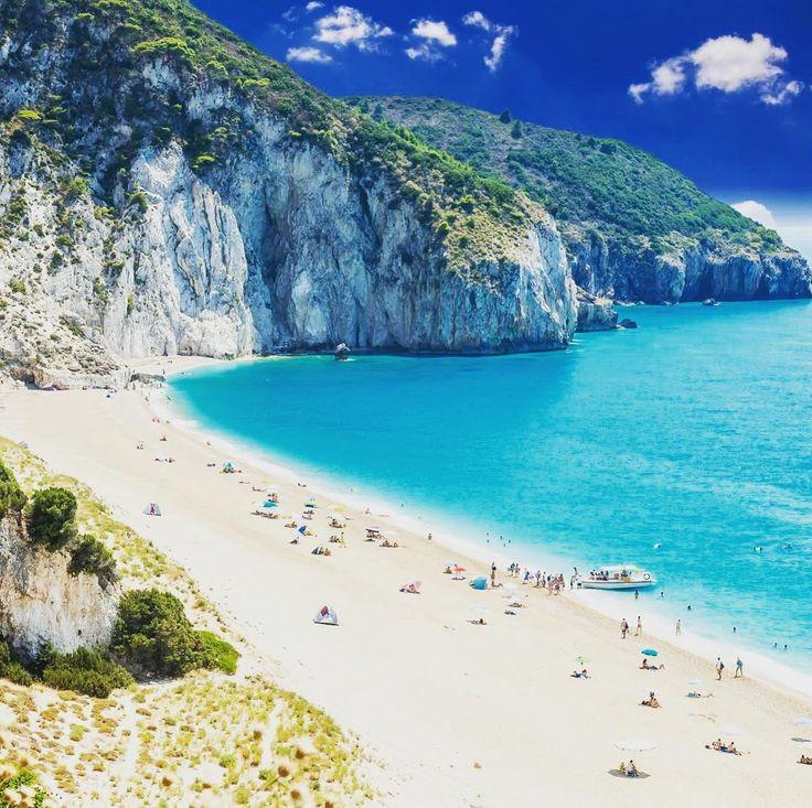 Spędzić niezapomniane greckie wakacje na Lefkadzie  #lefkada #milosbeach #greece #grecja #wakacje #holidays #listamarzeń #travel #traveler #travellife #traveluje #travelplanet #travelpic #beautiful #beach