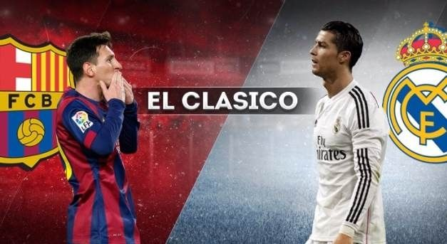 Real Madrid vs Barcelona Live TV Schedule, Date, Kick Off Time for El Clasico Miami Event 2017. ESPN will live broadcast Madrid vs Barcelona football match