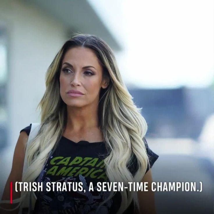 Trish Stratus | Long hair styles, Hair styles, Beautiful