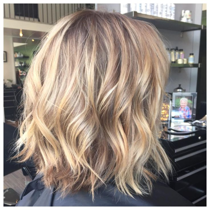 Shaggy Perfect For Fine Limp Hair Gives It A Little