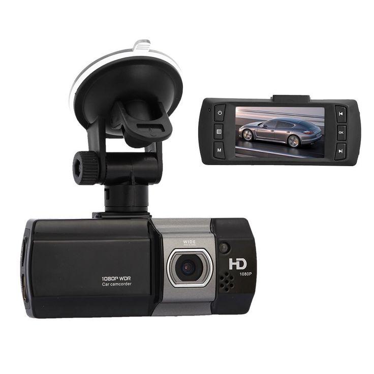 Anytek asli AT550 Novatek 96650 Mobil DVR Full HD 1080 P/148 Wide Angle Kendaraan Mobil Kamera + G-Sensor/WDR/Night Vision Fungsi