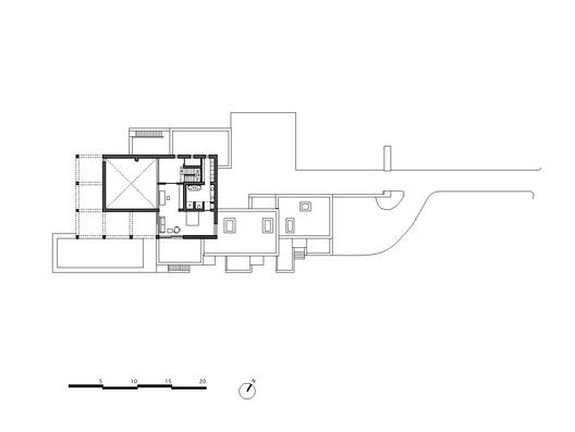 San Lorenzo House,First Floor Plan