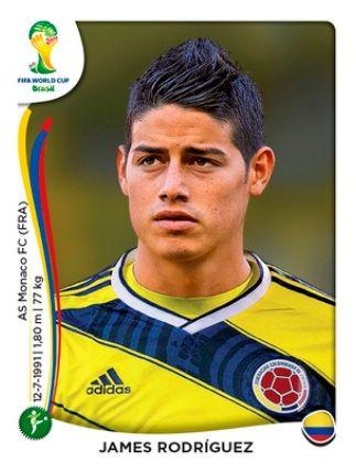 Colombia - James Rodríguez