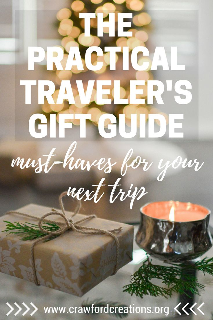 Travel | Travel Gifts | Best Gifts for Travelers | Travel Gift Guide | Travel Presents | Christmas Gifts for Travelers