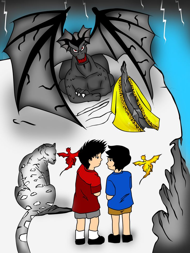 Golden Magic  In this third book in the exciting series, Riding the Lung Wang: King Dragons of China. Marc and Ethan have to work out how to save their friends, the King Dragons, from the evil Treasure Dragon
