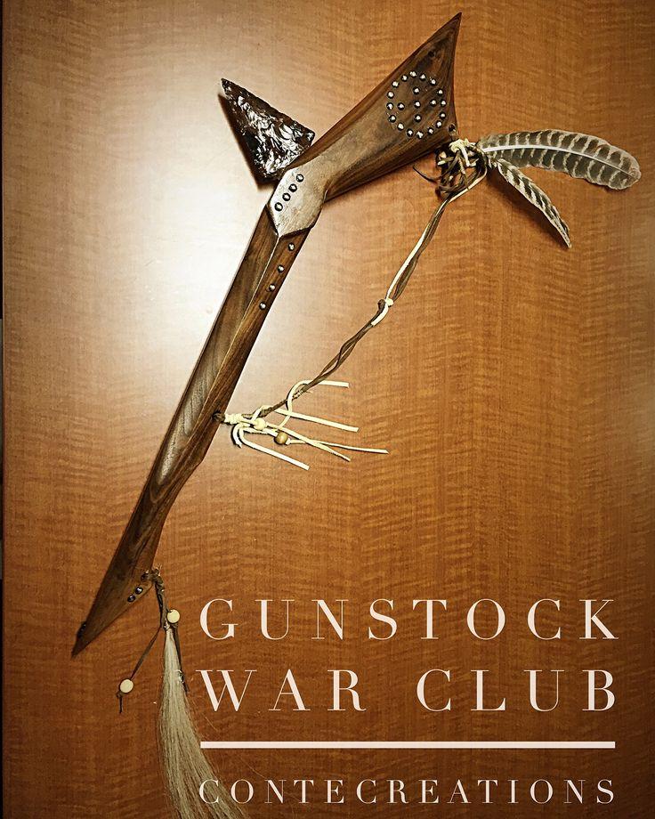 15 best images about Gunstock war club on Pinterest ...