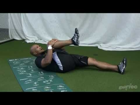 4 Golf Flexibility Drills - Part 1