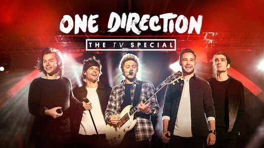 One Direction the TV Special (FULL SHOW) | RevoluTegPlus