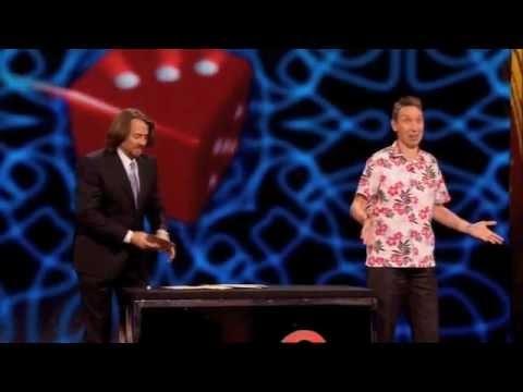 Mark Shortland - great mix of comedy and award-winning magic.  Showed Joanathan Ross who's boss on Penn & Teller.