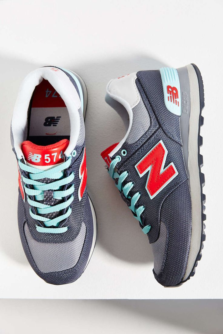 New Balance 574 Winter Harbor Running Sneaker