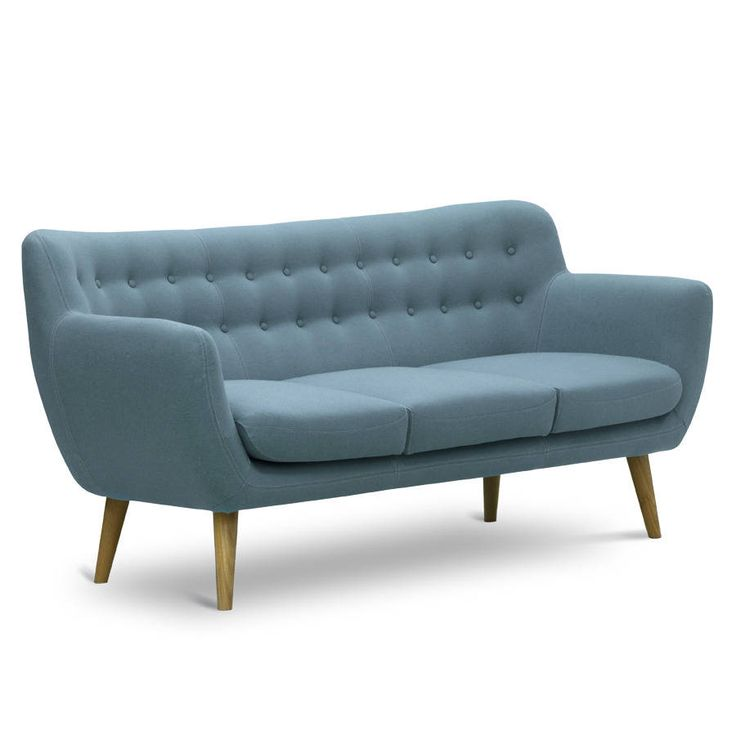 the mimi three seater sofa by swoon editions | notonthehighstreet.com