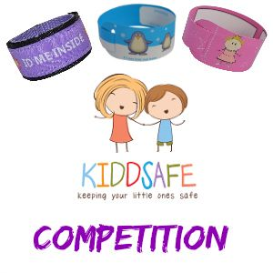 Competition: Kiddsafe Wristbands