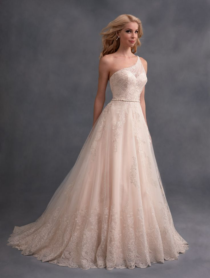 Wedding gown by Alfred Angelo Bridal