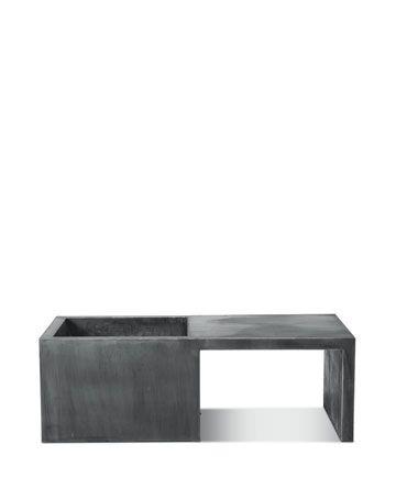 MZI planter/bench
