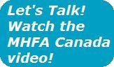 Mental Health First Aid Canada Video