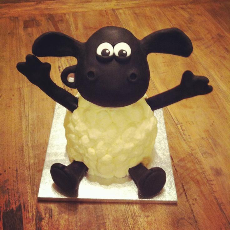 Timmy time cake by cakeyducky.co.uk