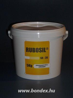Rubosil RS-20 önthető szilikon RTV 2 formagumi