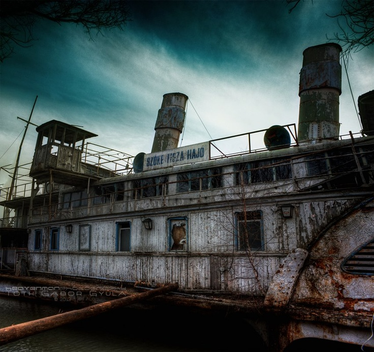 110 Best Images About Abandoned Ships On Pinterest