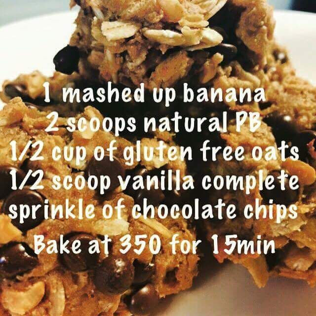 Chocolate Granola Bites: this recipe uses the amazing Juice Plus Complete protein shake mix... which packs the punch of 25 whole foods with plant based nutrition   To find out more about the amazing range of Juice Plus products and business opportunities, contact me at SarahBaptiste1979@gmail.com or add me on Facebook www.facebook.com/sarah.baptiste.526