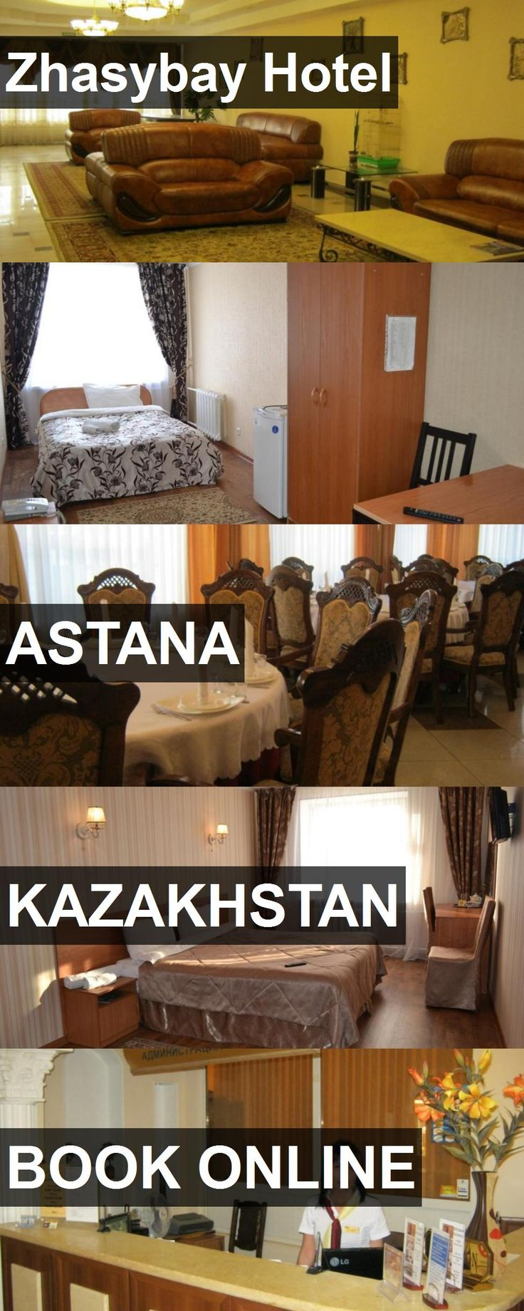 Zhasybay Hotel in Astana, Kazakhstan. For more information, photos, reviews and best prices please follow the link. #Kazakhstan #Astana #travel #vacation #hotel