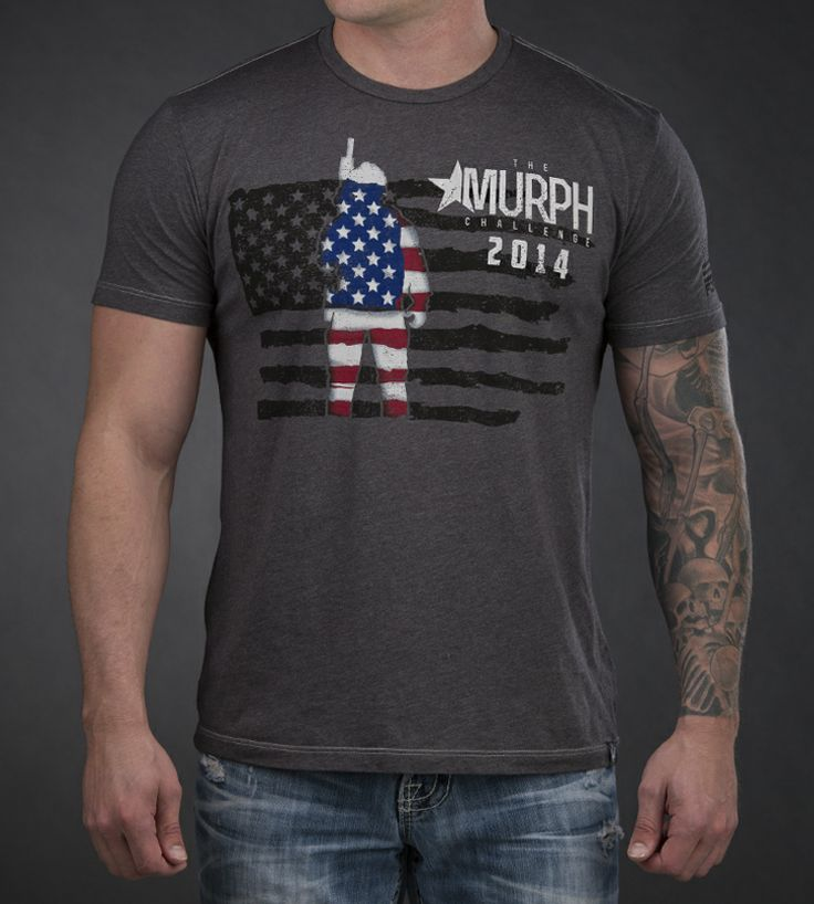 The Murph Challenge - Get your shirt today
