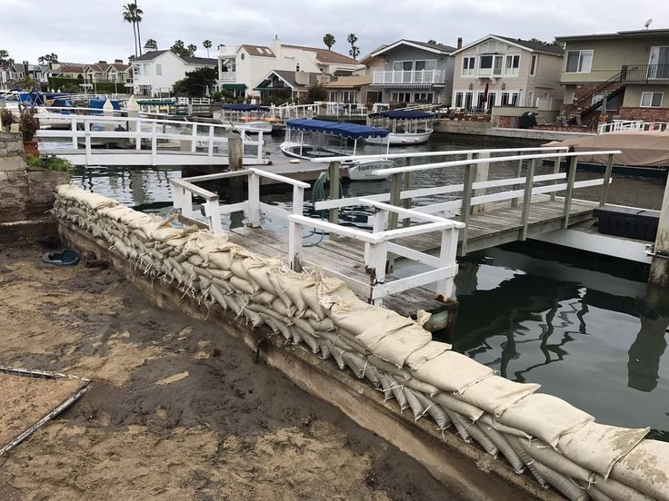 Scenes from the Newport Beach flood zone. Hope those sand bags hold. Tonight's tide is higher.pic.twitter.com/7Kuu540ZMF Florida SEO  Brevard SEO  SEO Biz Marketing