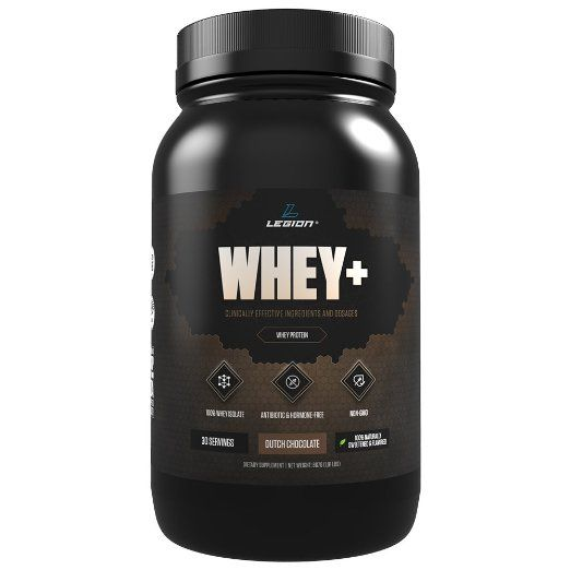 Best Whey Protein Powder for Weight Loss, All Natural Whey Protein Isolate