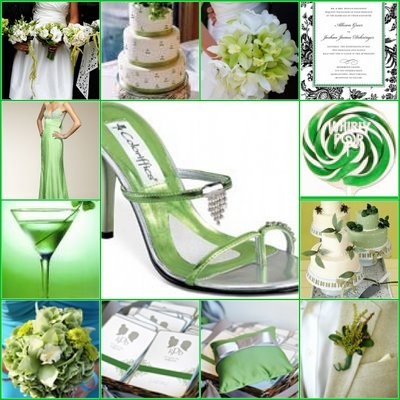 Happy St. Patrick's Day Wedding