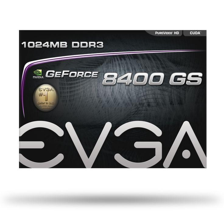 EVGA - Products - EVGA GeForce 8400 GS DDR3 - 01G-P3-1302-LR